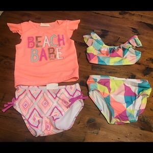 12-18 Mo Swimsuits